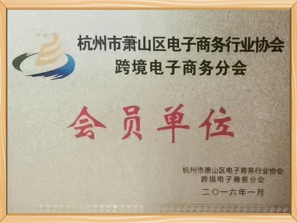 萧山区电子商务行业协会会员单位