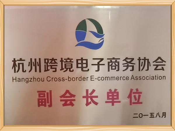 杭州跨境电子商务协会副会长单位